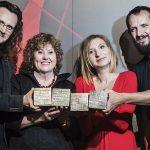 Michał Książek, Barbara Klicka, Maciej Płaza i Anna Wasilewska laureatami Nagrody Literackiej Gdynia 2016