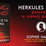 """""""Zamknięta trumna"""" – druga oficjalna kontynuacja przygód Herkulesa Poirot już 28 września!"""