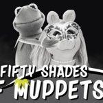 """Tak wyglądałaby ekranizacja """"50 twarzy Greya"""", gdyby wystąpiły w niej Muppety"""