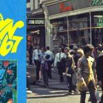 """""""Londyn 1967"""" Piotra Szaroty – portret Swingującego Londynu w dobie rewolucji kulturowej"""