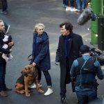"""Nowe zdjęcia z czwartego sezonu """"Sherlocka"""". Watson zostanie ojcem!"""