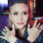 Carrie Fisher ? nie tylko znana aktorka, ale również pisarka po przejściach