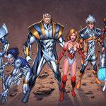 """""""Extreme Universe"""" autorstwa Roba Liefelda, twórcy Deadpoola, doczeka się ekranizacji"""