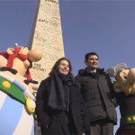 W Angoul?me odsłonięto obelisk w hołdzie dla René Goscinnego. To największy komiksowy pomnik w Europie