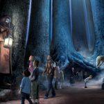 Fani Harry'ego Pottera będą mogli wejść do Zakazanego Lasu