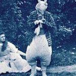 """Pierwsza filmowa adaptacja """"Alicji w Krainie Czarów"""" z 1903 roku"""
