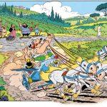 W 37. albumie Asteriks i Obeliks odwiedzą Włochy!