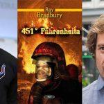 """Michael Shannon i Michael B. Jordan będą palić książki w ekranizacji """"451 stopni Fahrenheita"""""""