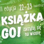 Książka GO! Gdańsk zaprasza na poszukiwania książek ukrytych w przestrzeni miejskiej