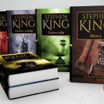 Kolekcja książek Stephena Kinga w kioskach i salonach prasowych od 15 maja!