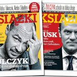 """Nowe wydanie """"Książek. Magazynu do czytania"""" z dwiema okładkami do wyboru od 16 maja w kioskach i salonikach prasowych"""