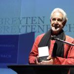 Breyten Breytenbach otrzymał Międzynarodową Nagrodę Literacką im. Zbigniewa Herberta 2017