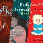 Boni, Fabicka, Franczak, Kubryńska i Papużanka nominowane do Nagrody Literackiej Gryfia 2017