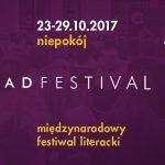 Ogłoszono temat i nazwiska pierwszych gości Festiwalu Conrada 2017