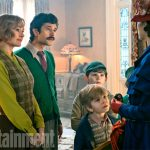 """Disney udostępnił zdjęcia z filmu """"Mary Poppins wraca""""!"""