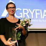 Katarzyna Boni laureatką Nagrody Literackiej dla Autorki Gryfia 2017