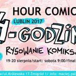 24-godzinny maraton rysowania komiksów w Lublinie