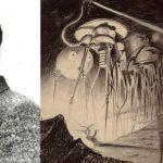 """Budzące grozę ilustracje do """"Wojny światów"""" H.G. Wellsa autorstwa Henrique Alvima Corr?y"""