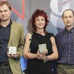 Tak było na gali Nagrody Literackiej Gdynia 2017. Zobacz zdjęcia