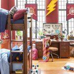 """Kolekcja dodatków do domu inspirowanych """"Harrym Potterem"""" pozwoli przekształcić twój pokój w sypialnię z Hogwartu"""
