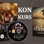 """Wygraj zestawy: powieść """"Słup ognia"""" Kena Folletta + gra komputerowa """"Filary Ziemi"""" [ZAKOŃCZONY]"""