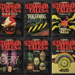 """Okładki książek inspirowane wszystkimi odcinkami 2. sezonu """"Stranger Things"""""""