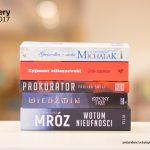 Oto książki, które w ubiegłym roku najlepiej sprzedawały się w Empiku. Znamy nominacje do Bestsellerów Empiku 2017