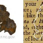 Na zatopionym statku Czarnobrodego znaleziono fragmenty książki. Piraci lubili czytać?