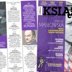 """Masłowska, Eugenides, Franaszek i Chabon w nowym wydaniu dwumiesięcznika """"Książki. Magazyn do czytania"""""""