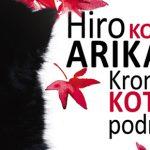 """Wygraj egzemplarze powieści """"Kroniki kota podróżnika"""" Hiro Arikawy [ZAKOŃCZONY]"""