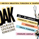 Kolejna edycja największego na Pomorzu festiwalu komiksowego już w najbliższy weekend w Gdańsku