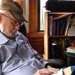 Lawrence Ferlinghetti zapowiada na 100. urodziny nową, eksperymentalną powieść!