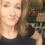 J.K. Rowling ujawniła fabułę i datę światowej premiery czwartej części serii o Cormoranie Strike'u