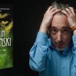 Pasja i upór – wywiad z Marcinem Wrońskim, twórcą serii kryminałów retro o Zydze Maciejewskim