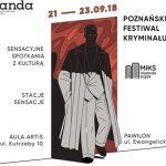 Czwarta edycja Poznańskiego Festiwalu Kryminału Granda