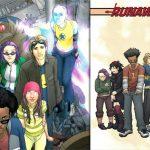 """Buntownicze nastolatki, przestępczy półswiatek, czyli nietypowa opowieść superbohaterska ? seria komiksowa """"Runaways"""" Briana K. Vaughana i Adriana Alphony"""