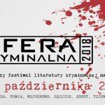 Tess Gerritsen na pomorskim festiwalu Afera Kryminalna 2018