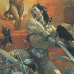 """Marvel zapowiada nową serię komiksową o Conanie Barbarzyńcy! Scenarzystą Jason Aaron, twórca """"Skalpu"""" i """"Bękartów z południa"""""""