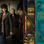 """Edycja książkowa scenariusza """"Fantastyczne zwierzęta: Zbrodnie Grindelwalda"""" J.K. Rowling zapowiedziana na I kwartał 2019"""