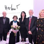 Noblista J.M. Coetzee wziął udział w wieczorze z okazji 94. rocznicy urodzin Zbigniewa Herberta