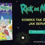 """""""Rick i Morty"""" ? komiks na podstawie kultowego serialu już w sprzedaży!"""