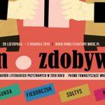 Salon zdobywców ? nowy cykl w ramach Wrocławskich Targów Dobrych Książek