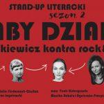 Baby Dziady, czyli Mickiewicz kontra rock&roll. Polski dramat z zamianą ról w warszawskim Big Book Cafe