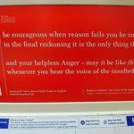 Plakaty z polską poezją zawisły w londyńskim metrze
