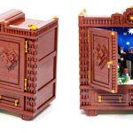 Polak zbudował z klocków Lego szafę prowadzącą do Narnii. Dzięki waszym głosom zestaw może trafić do oficjalnej sprzedaży