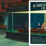 """""""W świetle i w mroku"""" ? opowiadania siedemnastu popularnych pisarzy inspirowane obrazami Edwarda Hoppera"""