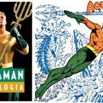 Aquaman – legendarny heros z Atlantydy w komiksowej antologii