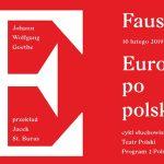 """Nowy cykl słuchowisk w radiowej Dwójce na podstawie klasycznych dzieł literatury europejskiej. Na początek """"Faust"""" Goethego"""