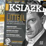 """Marcowe wydanie """"Książek. Magazynu do czytania"""" z Jonathanem Littellem na okładce"""