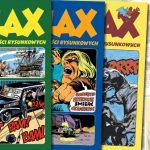 """Premiera trzeciego tomu antologii prezentującej komiksy z kultowego magazynu """"Relax"""""""